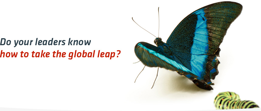 Do your leaders know how to take the global leap?